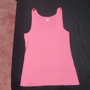 Old navy tank top size XXL pink